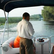 Luxury in Danube Delta