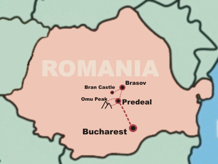 Transylvania Live - Europe Walking Tours, Romania, Transylvania Hiking Tour
