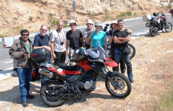 transylvania live - bmw motorcycles rental, motorcycle hire